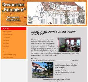 Restaurant Falkenhof Schaafheim