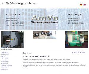 AMVO Werkzeugmaschinen
