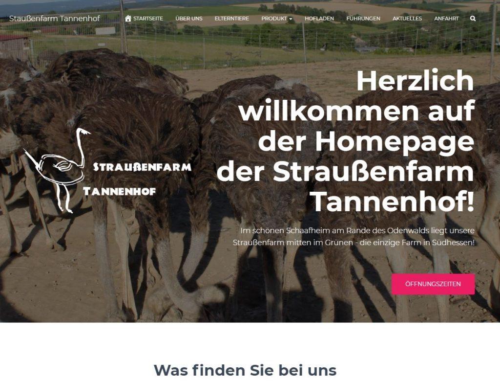straussenfarm-tannenhof.de