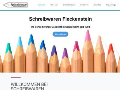 Schreibwaren Fleckenstein Schaafheim