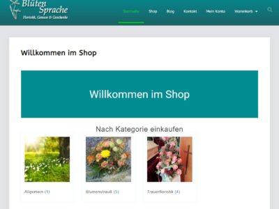 Blütensprache, Floristik, Genuss & Geschenke